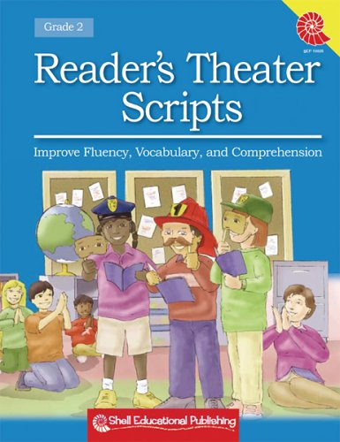 Reader's Theater Scripts, Grade 2: Lisa Zamosky
