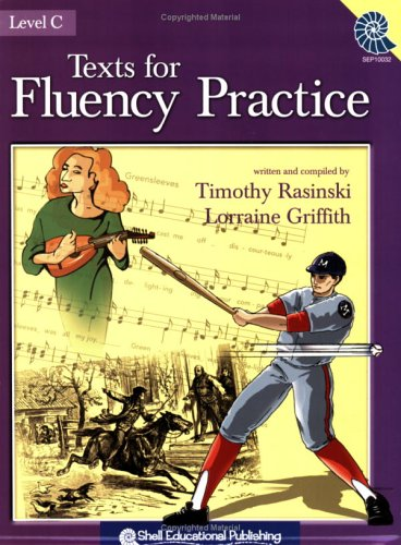 9780743900324: Texts for Fluency Practice, Grade 4 & Up