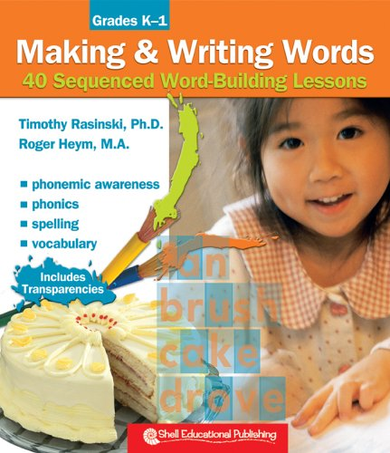 9780743901239: Making and Writing Words Gr. K-1