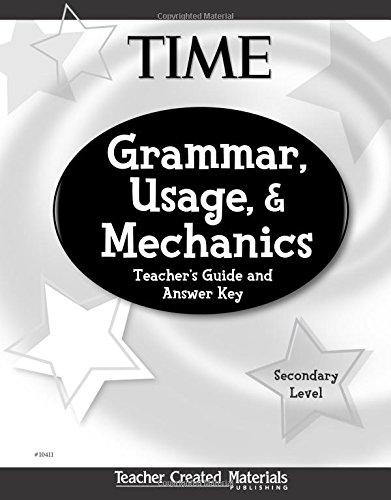 9780743904117: Teacher Created Materials - Exploring Writing: Grammar, Usage, and Mechanics Teacher's Guide (Secondary) - Grades 7-12