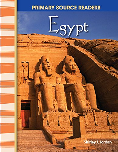Egypt: World Cultures Through Time (Primary Source Readers): Shirley Jordan
