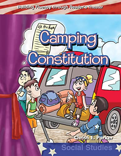 9780743905381: Camping Constitution: My Country (Building Fluency Through Reader's Theater)