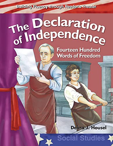 9780743905398: The Declaration of Independence: Fourteen Hundred Words of Freedom (My Country)