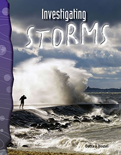 9780743905510: Investigating Storms: Earth and Space Science (Science Readers)