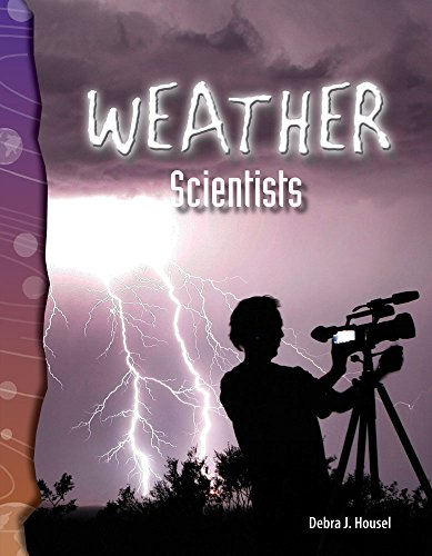 9780743905527: Weather Scientists: Earth and Space Science (Science Readers)
