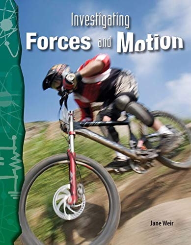 9780743905732: Investigating Forces and Motion: Physical Science (Science Readers)