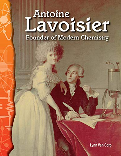 9780743905824: Antoine Lavoisier: Founder of Modern Chemistry: Physical Science (Science Readers)