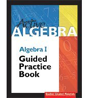 9780743906234: Active Algebra (Algebra I) Guided Practice Book (Algebra I, Guided Practice Book)