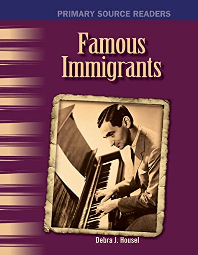 9780743906630: Famous Immigrants: The 20th Century (Primary Source Readers)