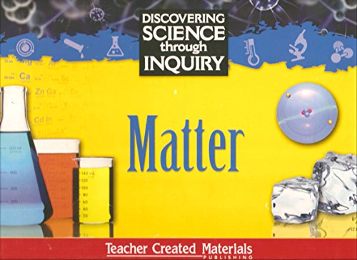 9780743907996: Discovering Science Through Inquiry: Matter Kit