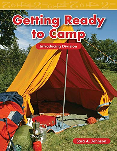 9780743908658: Getting Ready to Camp (Mathematics Readers)
