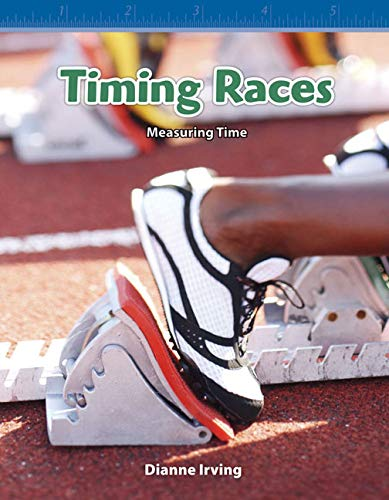 9780743908887: Timing Races: Level 3 (Mathematics Readers)