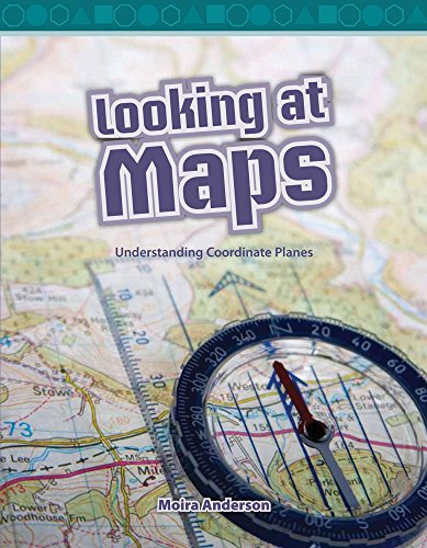 9780743908993: Looking at Maps: Level 4 (Mathematics Readers)
