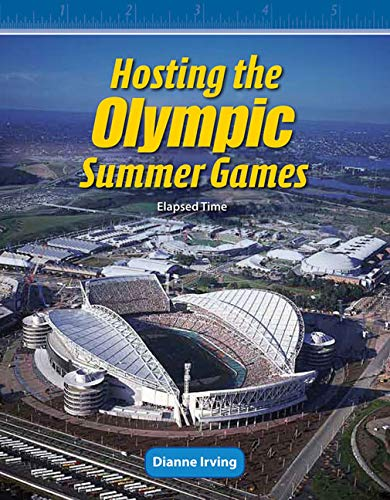 9780743909020: Hosting the Olympic Summer Games: Level 4 (Mathematics Readers)