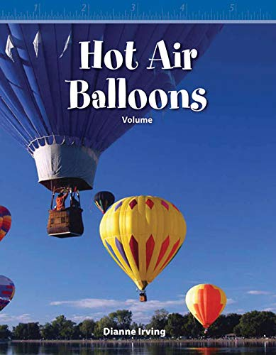 9780743909204: Hot Air Balloons: Level 5 (Mathematics Readers)