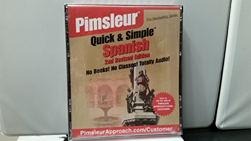 Learn Spanish: Quick Simple: Dr. Paul Pimsleur