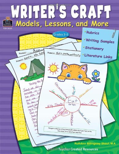 9780743930604: Writer's Craft: Models, Lessons, and More