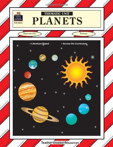 9780743930765: Planets Thematic Unit