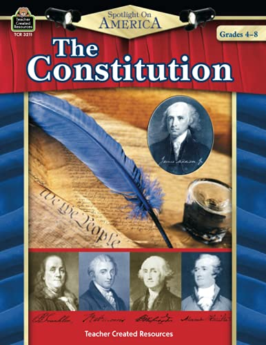 Spotlight on America: The Constitution (9780743932110) by Robert W Smith