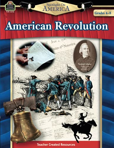 9780743932127: Spotlight on America: American Revolution