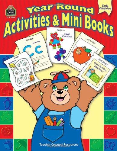 9780743932264: Year Round Activities & Mini Books