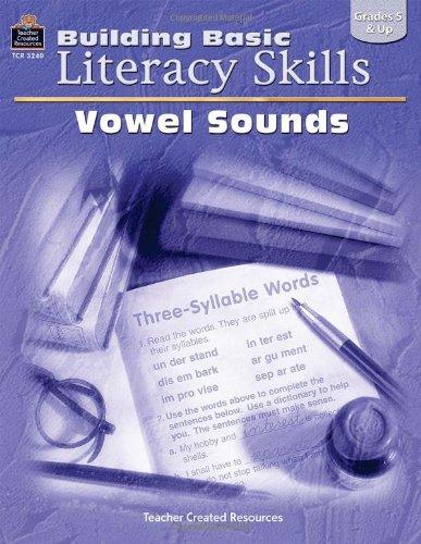9780743932400: Building Basic Literacy Skills: Vowel Sounds
