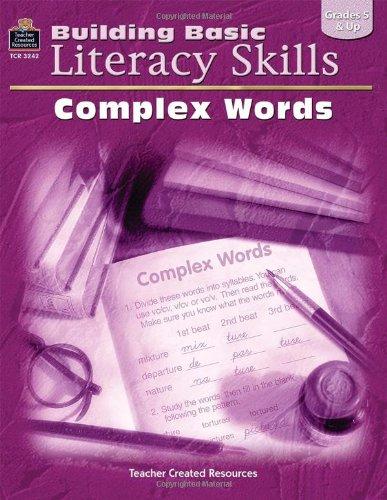 9780743932424: Building Basic Literacy Skills: Complex Words