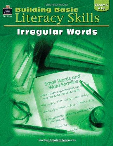 9780743932431: Building Basic Literacy Skills: Irregular Words