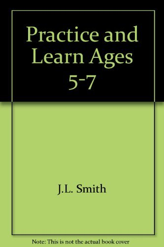 9780743932776: Practice and Learn Ages 5-7