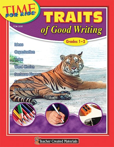 Traits of Good Writing (Grades 1-2) (0743932811) by Rosenberg
