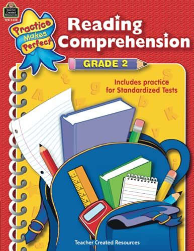 9780743933322: Reading Comprehension Grade 2