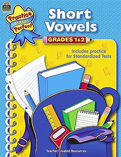 9780743933353: Short Vowels Grades 1-2 (Phonics)