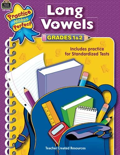 9780743933360: Long Vowels Grades 1-2 (Phonics)