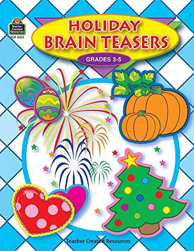 9780743933513: Holiday Brain Teasers
