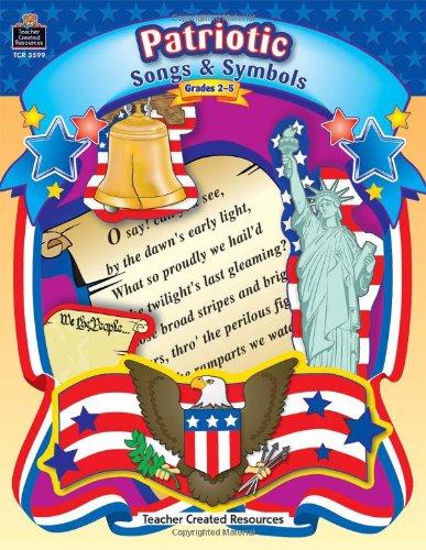 9780743935999: Patriotic Songs & Symbols