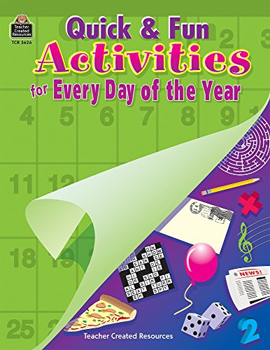 9780743936262: Quick & Fun Activities for Every Day of the Year