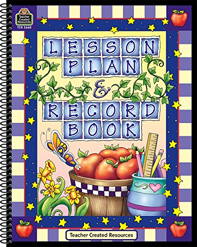 9780743936682: Lesson Plan and Record Book