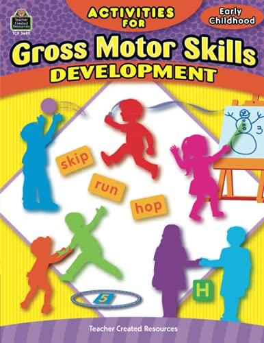 9780743936903: Activities for Gross Motor Skills Development Grd Prek-K