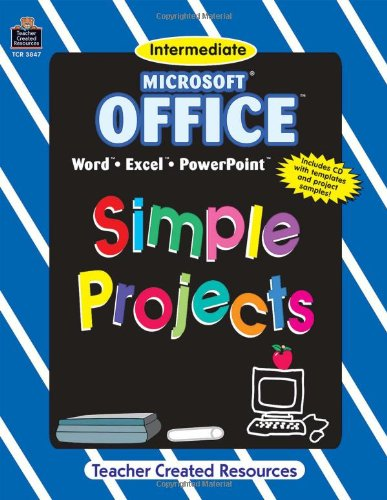 9780743938471: Microsoft Office(R) Simple Projects