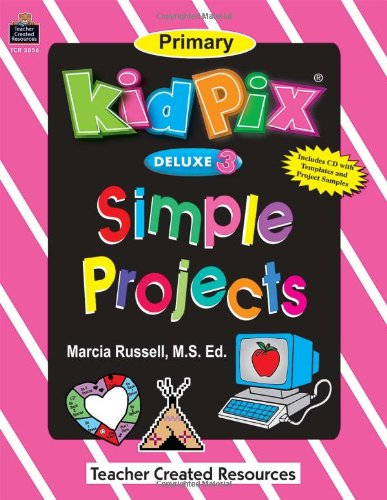 9780743938563: Kid Pix Deluxe 3(R) Simple Projects