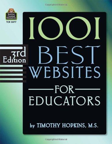 9780743938778: 1001 Best Websites for Educators, 3rd Edition