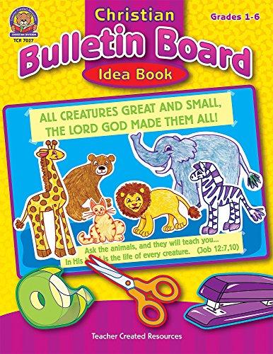 9780743970273: Christian Bulletin Board Idea Book