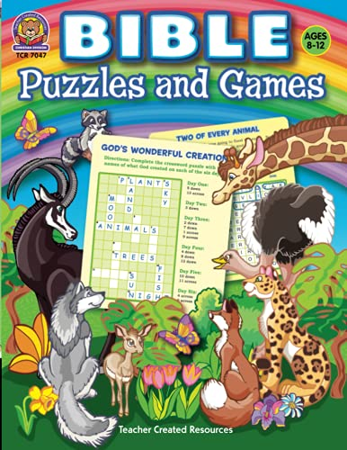 9780743970471: Bible Puzzles and Games