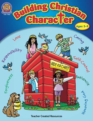 9780743971034: Building Christian Character