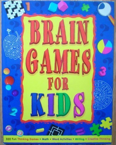9780743981224: Brain Games for Kids