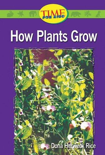 9780743982184: How Plants Grow: Emergent (Nonfiction Readers)