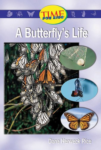 9780743982221: A Butterfly's Life: Upper Emergent (Nonfiction Readers)