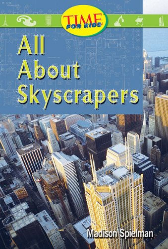 9780743983532: All About Skyscrapers: Early Fluent (Nonfiction Readers)