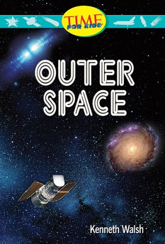 9780743983594: Outer Space (Time for Kids Nonfiction Readers: Level 2.6)
