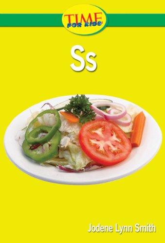 Ss: Readiness- Alphabet (Nonfiction Readers): Jodene Smith